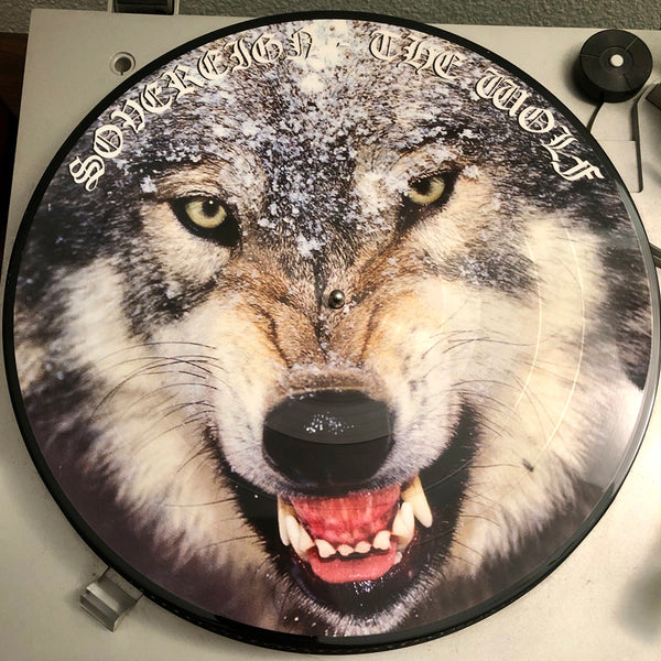 "Sovereign ""The Wolf"" pic LP"
