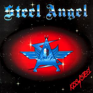 "Steel Angel ""Kiss of Steel"" LP"