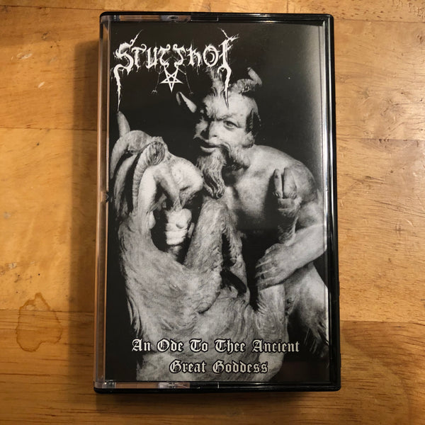 "Stutthof ""An Ode To Thee Ancient Great Goddess"" tape"