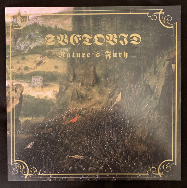 "Svetovid ""Nature's Fury"" LP"