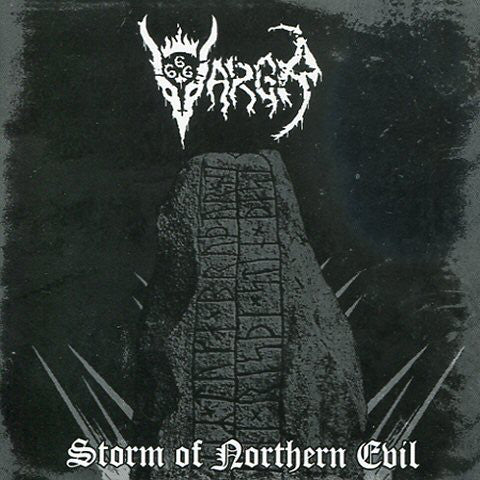 "Vargr ""Storm Of Northern Evil"" CD"