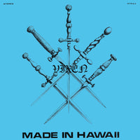 "Vixen ""Made in Hawaii"" LP"