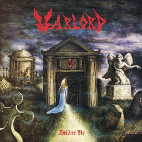 "Warlord ""Deliver Us"" LP + 7"""