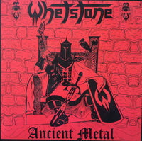 "Whetstone ""Ancient Metal"" LP"