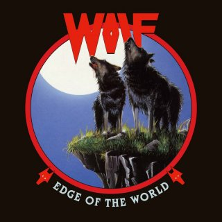 "Wolf ""Edge of the World"" LP"