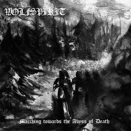 "Wolfspirit ""Marching Towards the Abyss of Death"" CD"