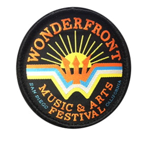 Wonderfront Logo Patch