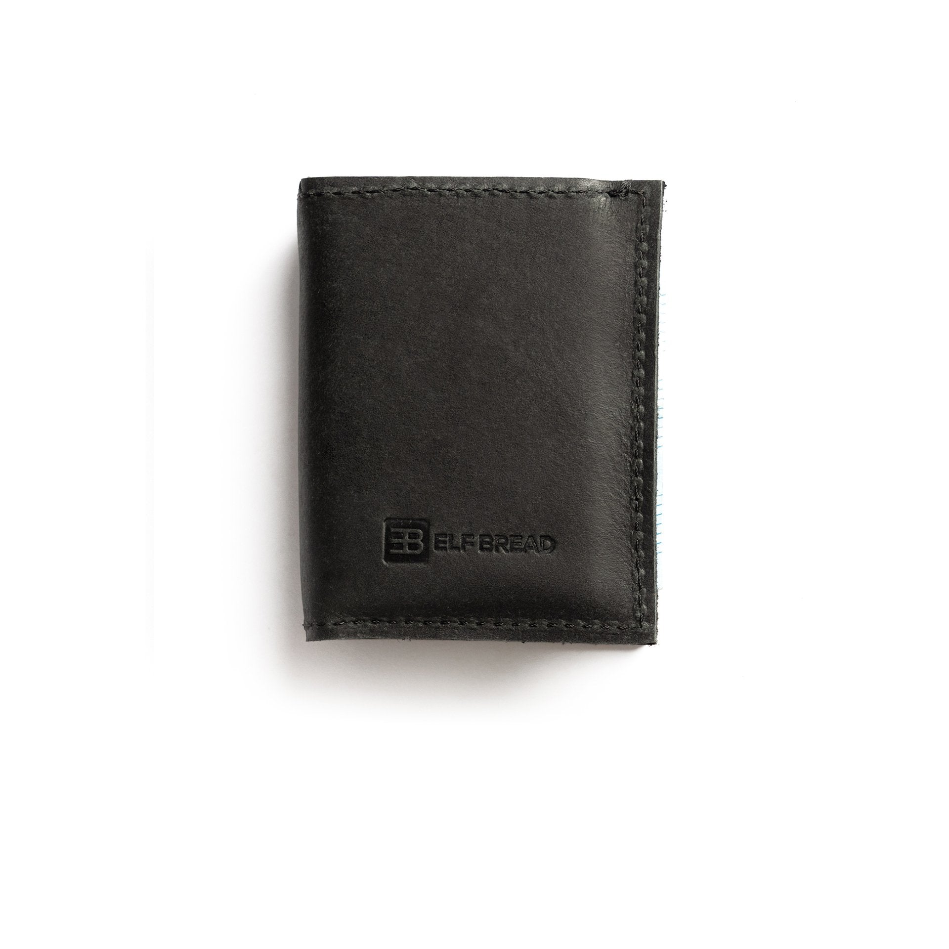 back leather wallet