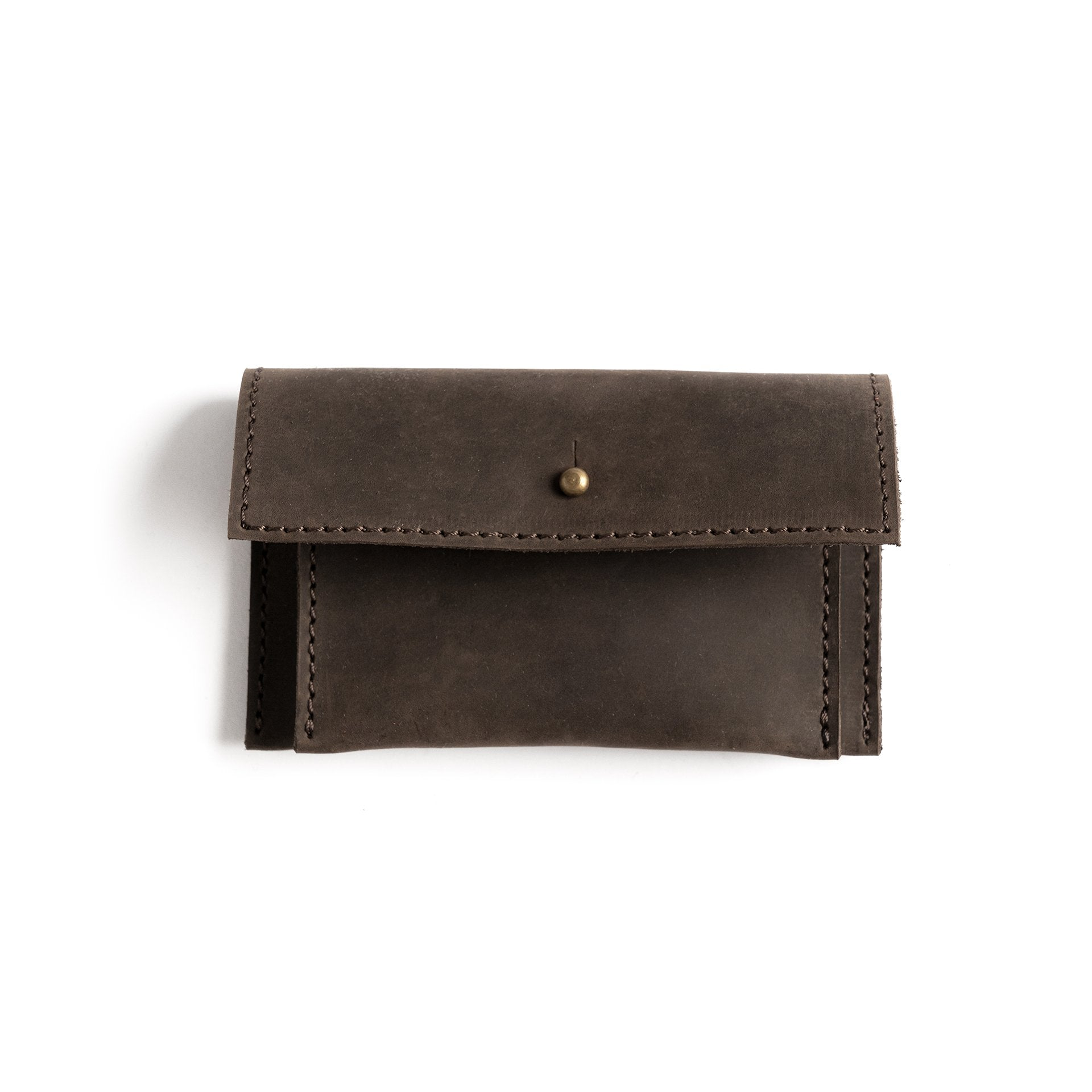 brown wallet for women