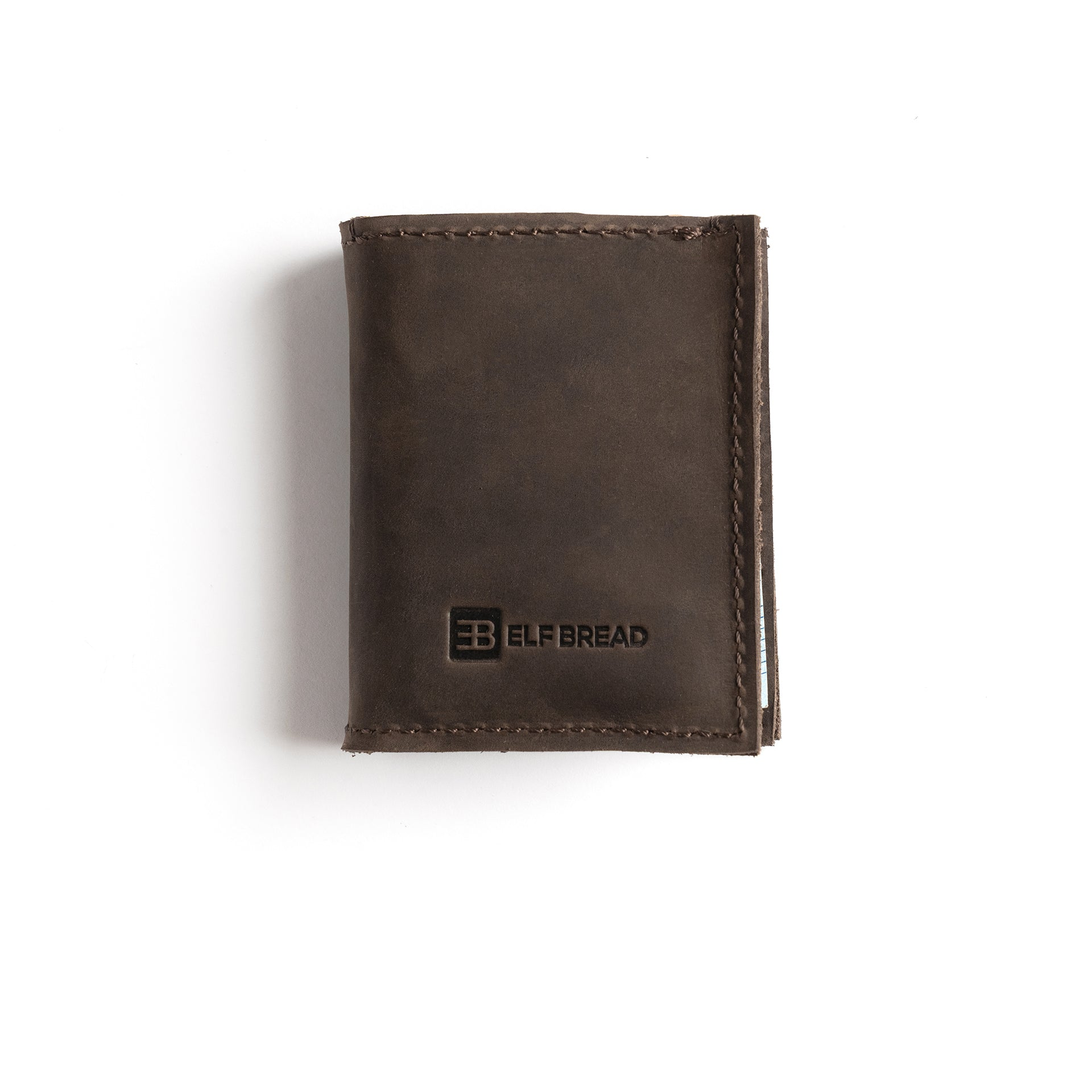 natural leather handmade wallet