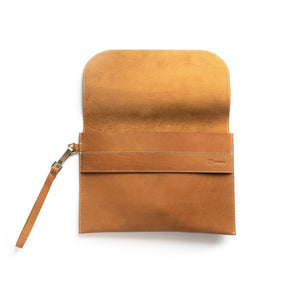leather small purse