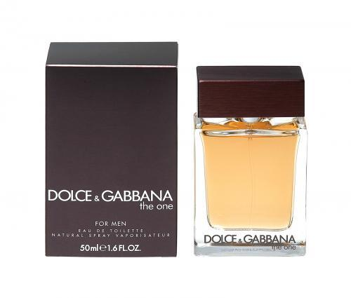 Dolce & Gabbana The One Eau de Toilette 1.7 oz
