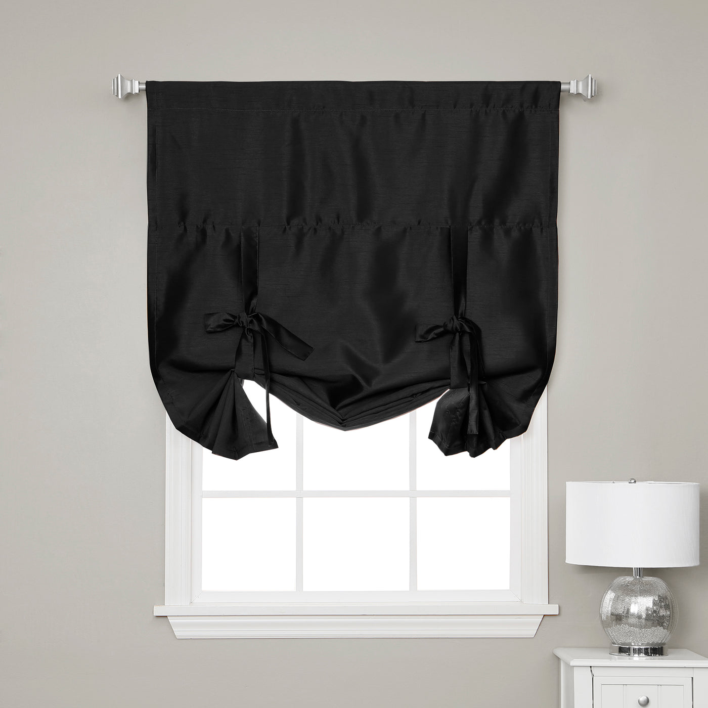 Faux Silk Blackout Shade