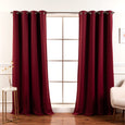 SolbloQ Grommet Blackout Curtains