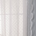 Sheer Dot Lace Curtains