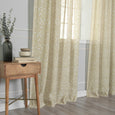 Sheer Ikat Curtains