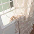 Sheer Moroccan Curtains