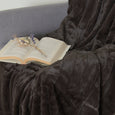 uMIXm Luxe Faux Mink Throw