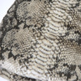 Faux Fur Throw - Snakeskin