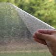 Square Art Glass Window Film