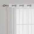 Simple Sheer Dot Curtains