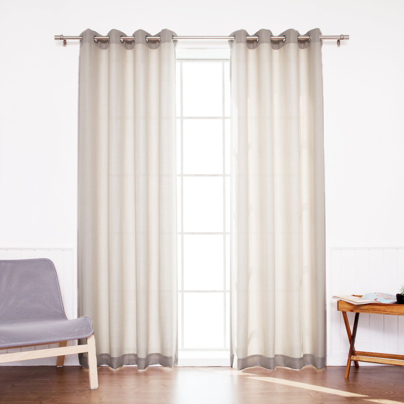 Oxford Outdoor Curtains