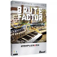BEAT ZAMPLER Workstation Plus 3 Studio Pack For PC & Mac