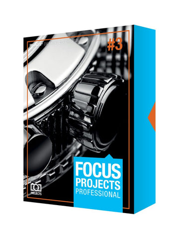 FOCUS Projects 3 Professional For PC & Mac