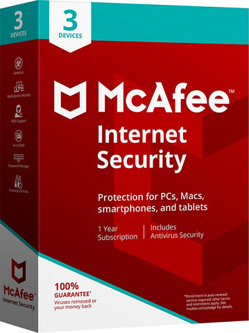 McAfee Internet Security 2019 For PC