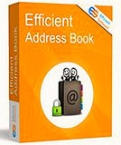 Efficient Address Book For PC