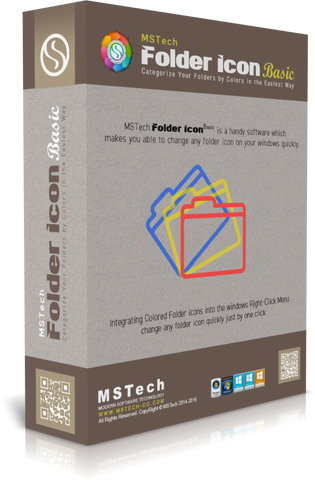 MSTech Folder Icon For PC