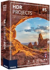 HDR Projects 5 For PC & Mac