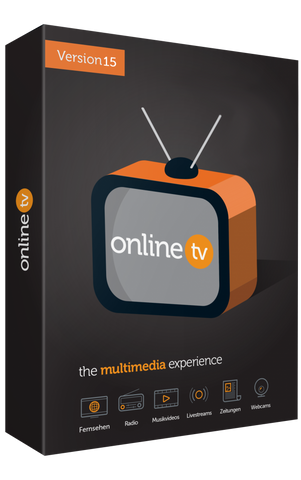 OnlineTV 15 Plus For PC