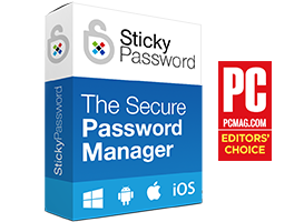 Sticky Password Premium For PC & Mac