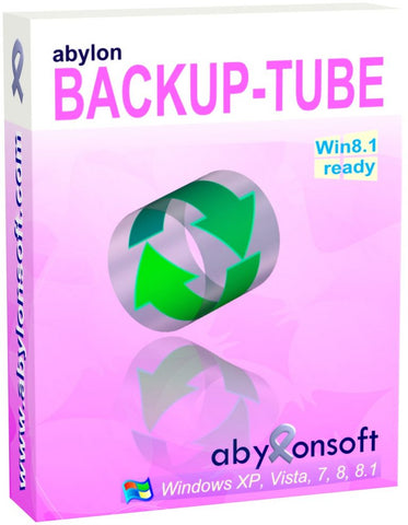 BACKUP-TUBE Pre Activated For PC