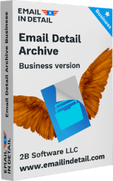 Email Detail Archive Business For PC