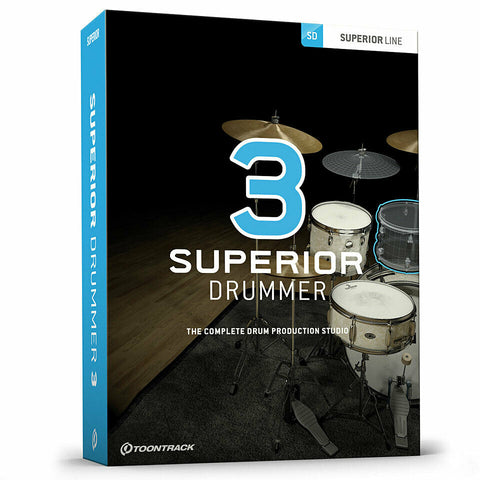Superior Drummer 3 For PC Lifetime Activation
