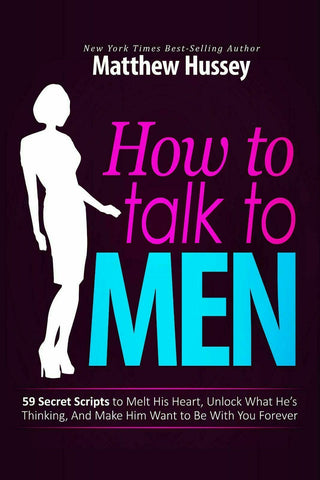 How to talk to Men PDF eBook With Master Resale Rights