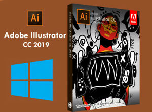Adobe Illustrator CC 2019 ACTIVATOR