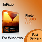 InPixio Photo Studio Ultimate For PC Lifetime Activation