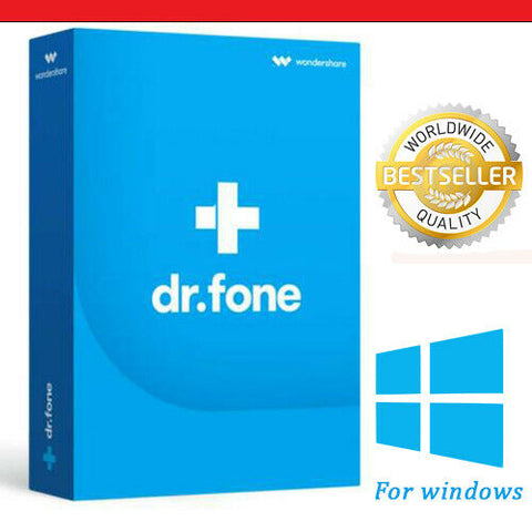 Wondershare Dr.Fone Toolkit for iOS / Android