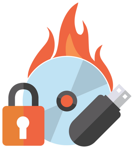 Roxio Secure Burn For PC