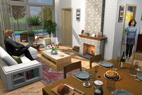 Sweet Home 3D For PC