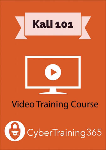 Kali 101 Video Training Course