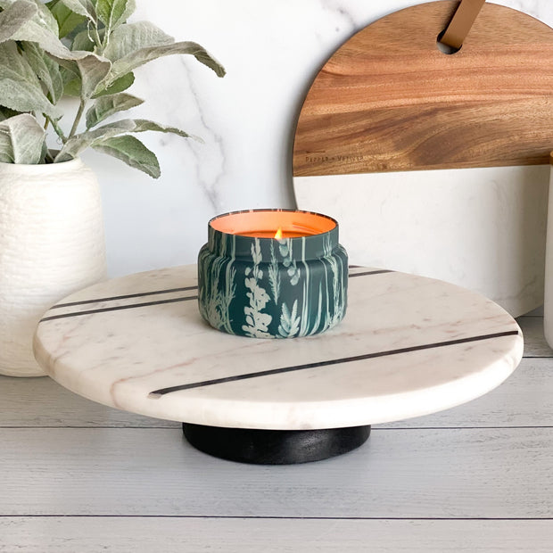 Delaphine Marble Cake Stand