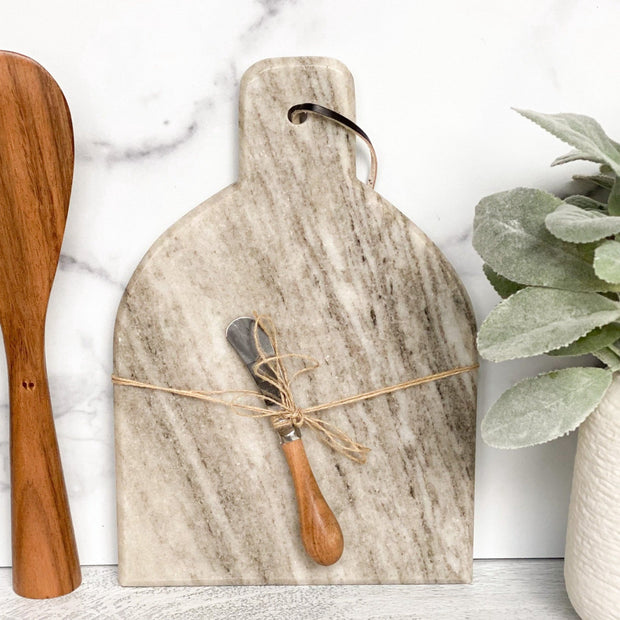 Margot Cheese Board + Knife Set