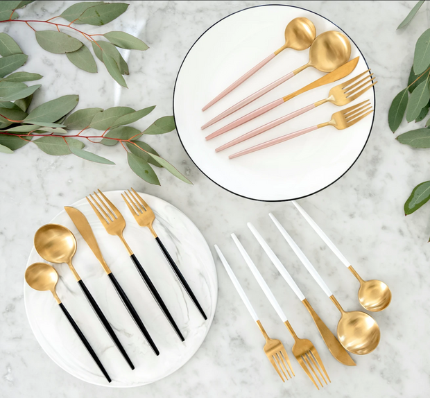 Pia Flatware, 5-20 piece sets