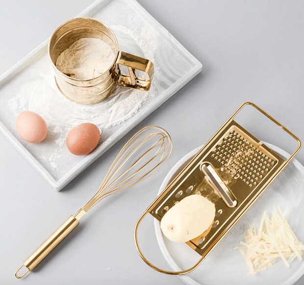 Gold Goddess Whisk