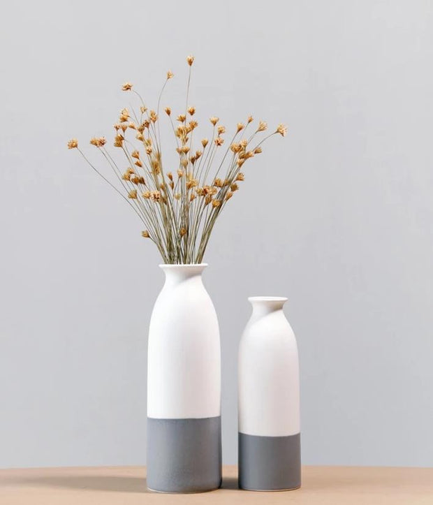 Milo Milk Bottle Vases