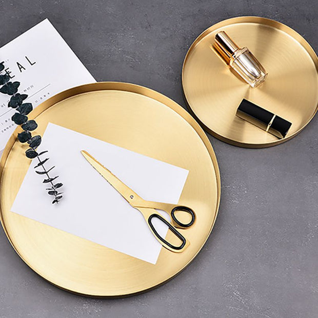 Geneva Gold Trays